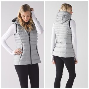 Lululemon Down With It Vest